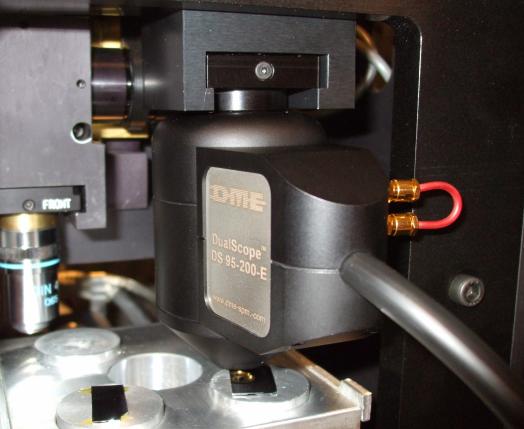 AFM Nanoindentation Association